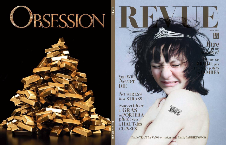 REVUE, ceci n'est pas un magazine